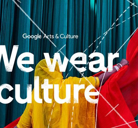 #WeWearCulture: Vivir la moda con Google
