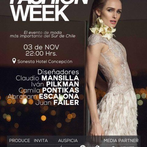 ¡Se viene Concepción Fashion Week!