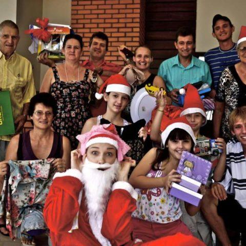 Entre asados y amigos secretos: así pasamos la Navidad en Brasil
